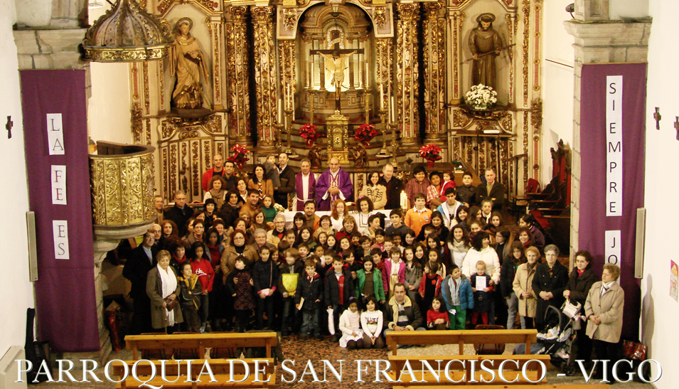 parroquia de san francisco vigo