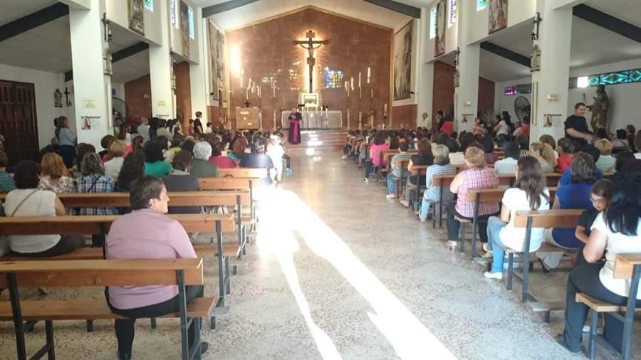 parroquia de san francisco y san rodrigo martir cabra