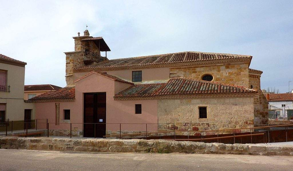 parroquia de san frontis zamora