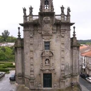 parroquia de san fructuoso santiago de compostela