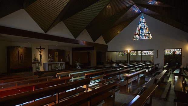 parroquia de san fulgencio y san bernardo madrid