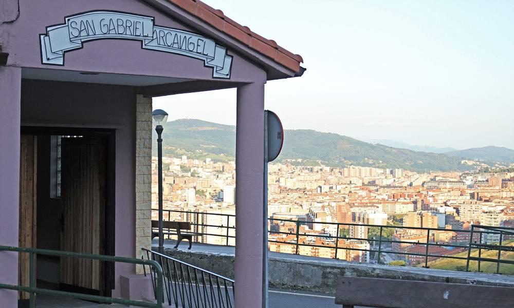 parroquia de san gabriel arcangel bilbao