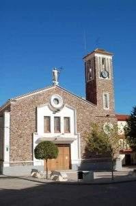 parroquia de san gabriel arcangel cabezarrubias del puerto