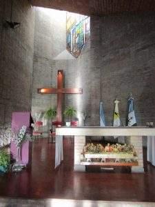 parroquia de san gabriel arcangel la joya