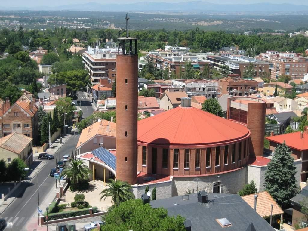 parroquia de san gabriel arcangel madrid