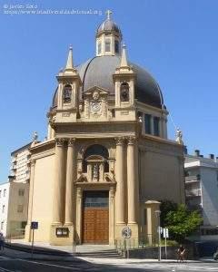 parroquia de san gabriel y santa gema pasionistas irun