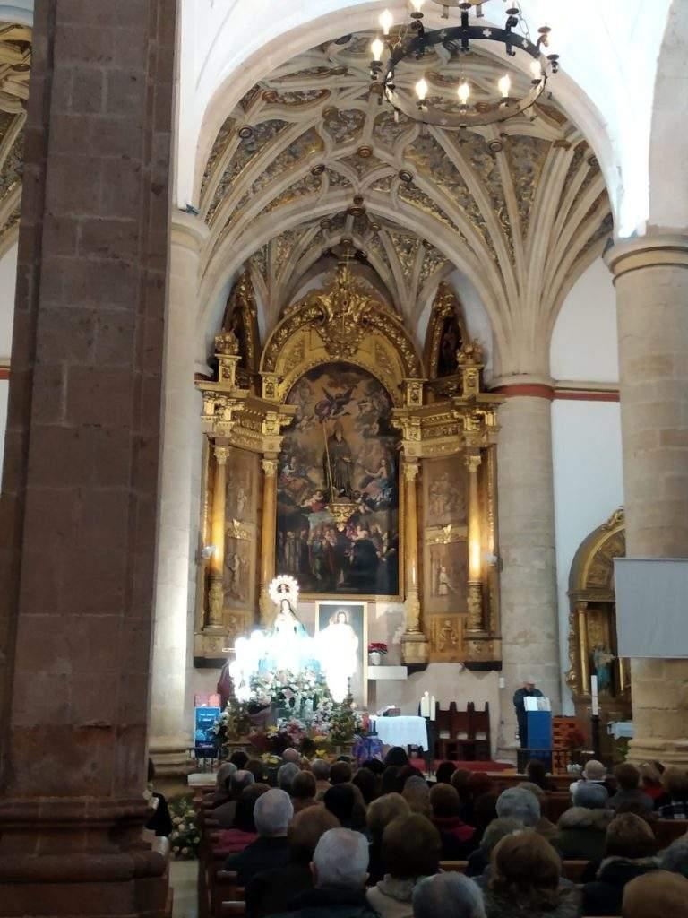parroquia de san gil abad motilla del palancar