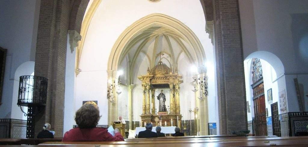 parroquia de san gil abad sevilla