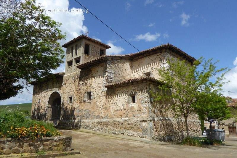 parroquia de san gil abad villamayor del rio