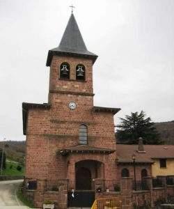 parroquia de san gil esteribar