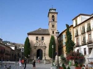 parroquia de san gil y santa ana granada 1