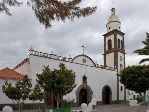 parroquia de san gines arrecife