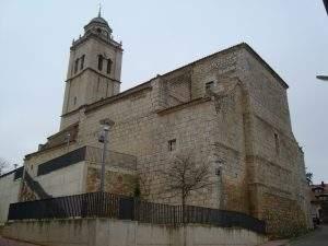 parroquia de san gines cigunuela