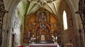 Parroquia de San Ginés de Padriñán (Sanxenxo)