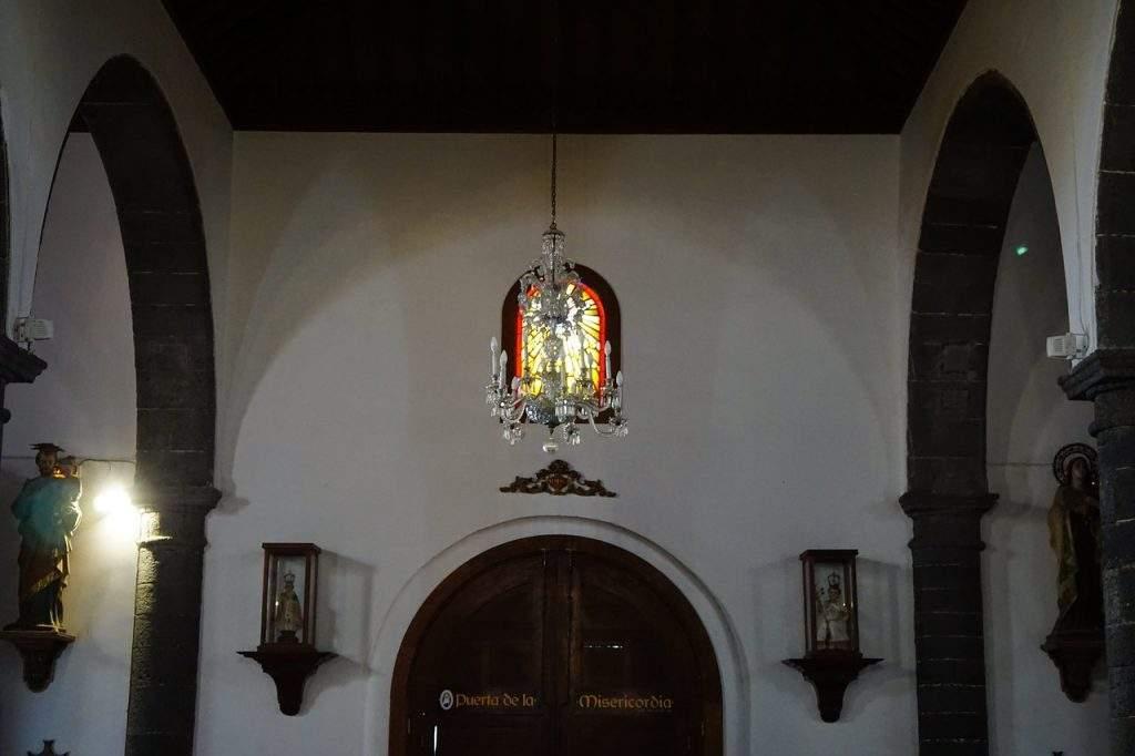 parroquia de san gines teguise
