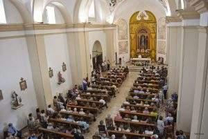 parroquia de san gregorio nacianceno santuario de nuestra senora de los remedios fuensanta
