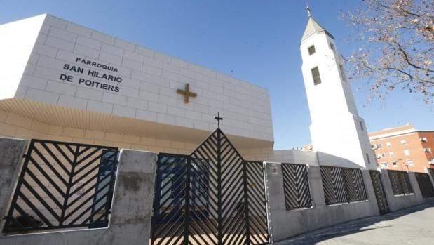 parroquia de san hilario de poitiers madrid