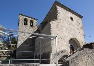 parroquia de san hipolito sabinanigo alto sabinanigo