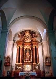 parroquia de san hipolito valpalmas