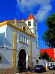 Parroquia de San Hiscio (Puente Mayorga) (San Roque)