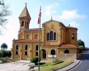 parroquia de san ignacio de loyola bilbao