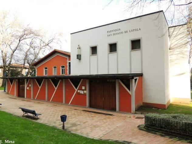 parroquia de san ignacio de loyola portugalete