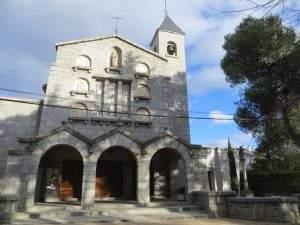 Parroquia de San Ignacio de Loyola (Torrelodones)