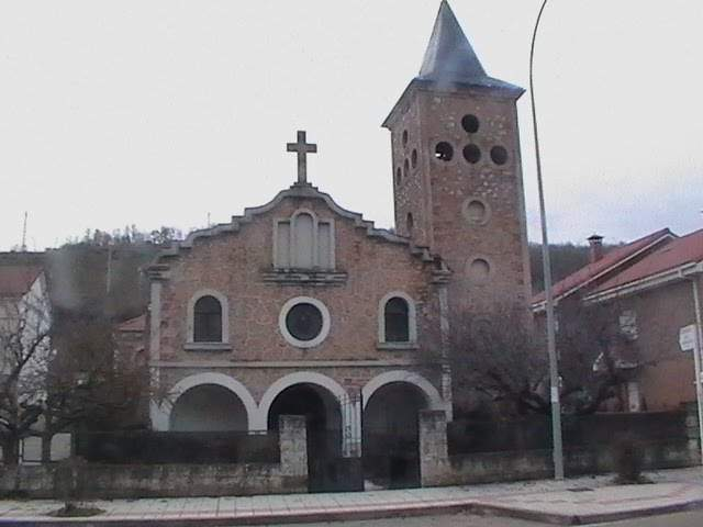 parroquia de san ignacio valderrueda