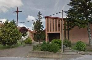 parroquia de san ignacio y santa ines el cristo palencia