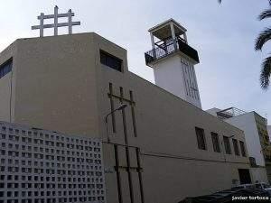 parroquia de san ildefonso almeria