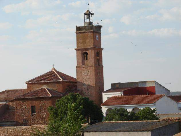 parroquia de san ildefonso brazatortas