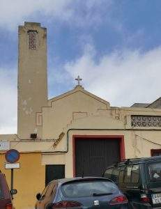 Parroquia de San Ildefonso (Ceuta)