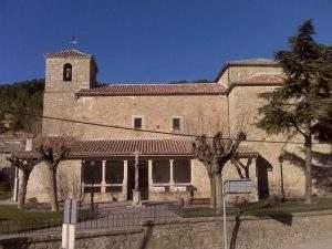 parroquia de san ildefonso collado mediano