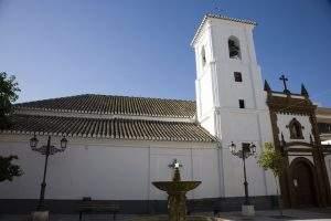 Parroquia de San Ildefonso (Peligros)