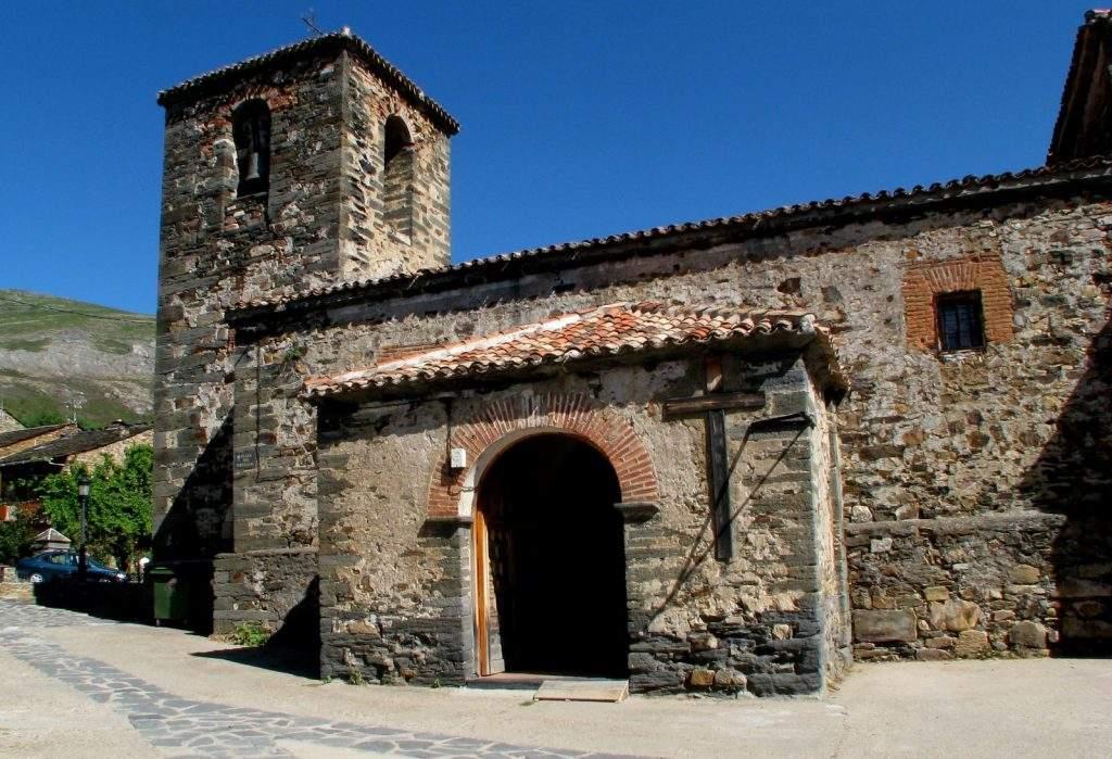 parroquia de san ildefonso valverde de los arroyos