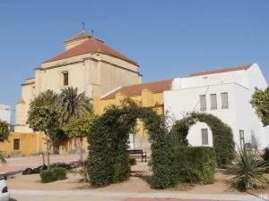 parroquia de san indalecio pechina