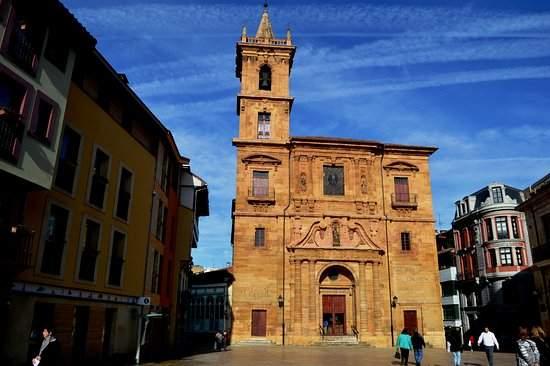parroquia de san isidoro el real oviedo
