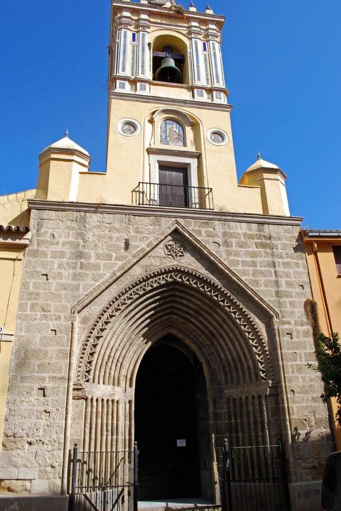 parroquia de san isidoro sevilla