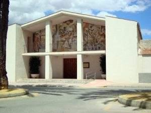 parroquia de san isidro albatera