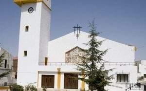 parroquia de san isidro cuevas del campo