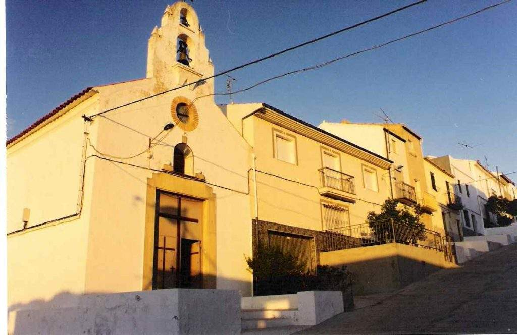 parroquia de san isidro la bobadilla