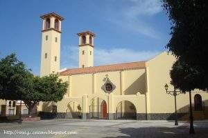 Parroquia de San Isidro (La Pardilla) (Telde)