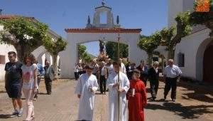 parroquia de san isidro labrador agueda del caudillo