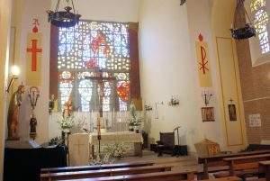 parroquia de san isidro labrador el chaparral albolote