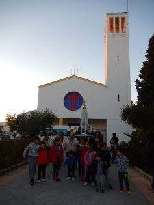 parroquia de san isidro labrador mesas de guadalora