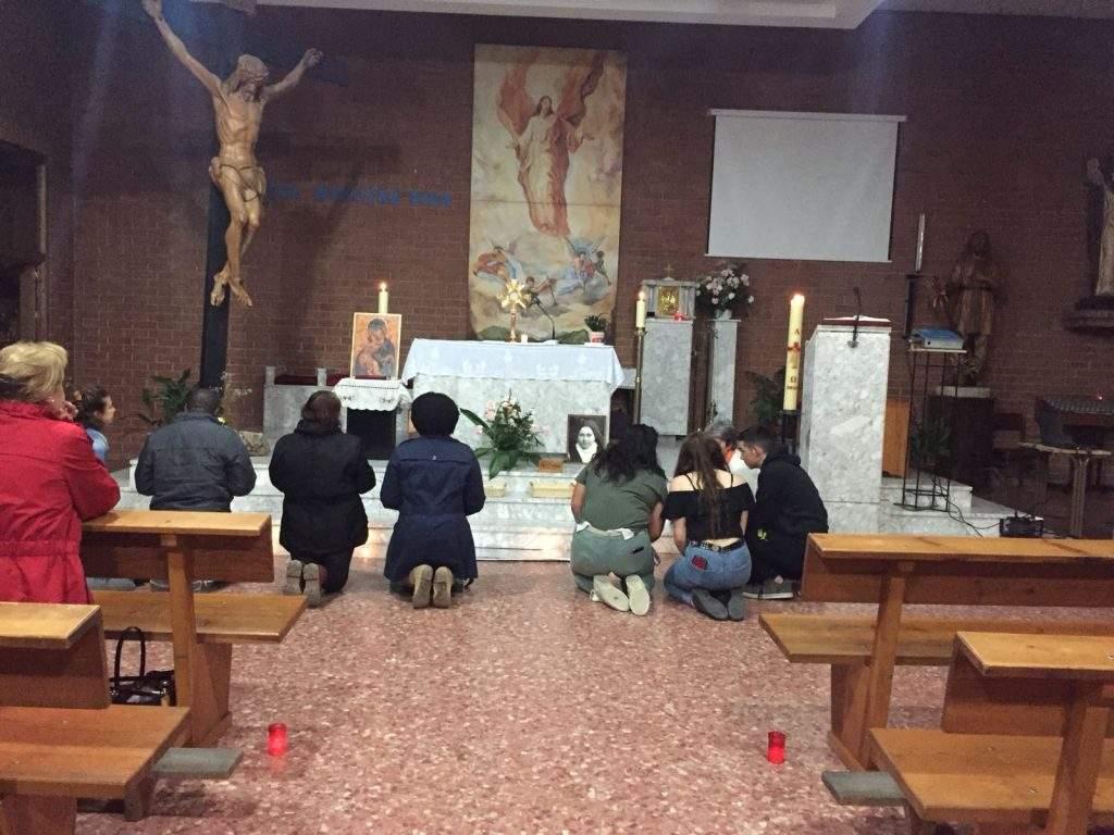 parroquia de san isidro padres reparadores torrejon de ardoz