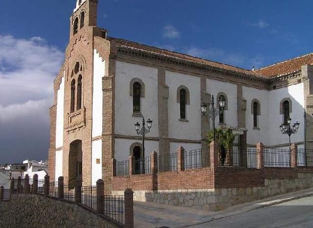 parroquia de san isidro periana
