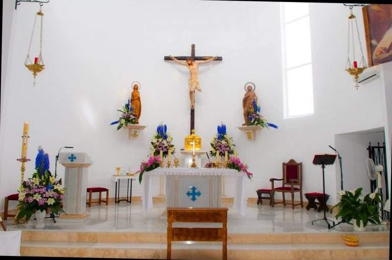 parroquia de san isidro san isidro de nijar