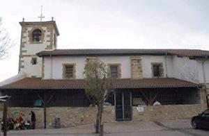 parroquia de san isidro y san cristobal derio