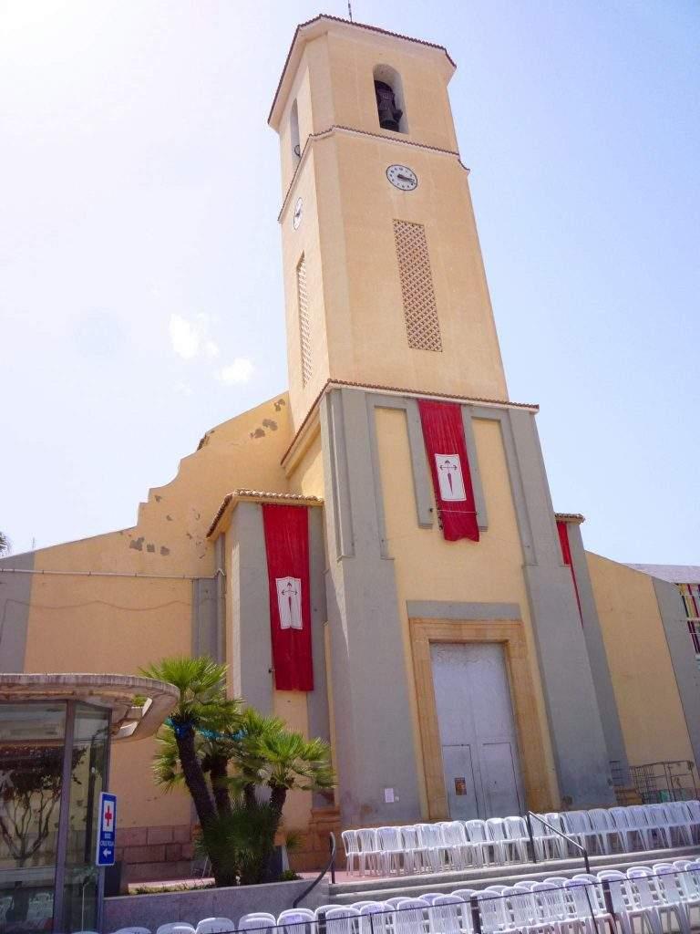 parroquia de san jaime apostol guardamar del segura